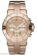 Michael Kors Watch * MK5314 BelAir Chrono Rose Gold Steel Oversized COD PayPal