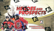 2010-11 IN THE GAME HEROES & PROSPECTS HOCKEY HOBBY BOX FACTORY SEALED 10-11