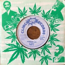 "Abyssinians - Forward On To Zion / Forward Jah - Clinch Records - Vinyl 7"" 45T"