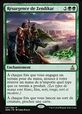 MTG Magic OGW - Zendikar Resurgent/Résurgence de Zendikar, French/VF