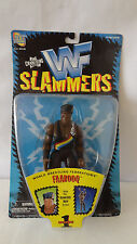 Jakks Pacific 1998 WWF World Wrestling Federation  Faarooq Slammers MIB #A3324