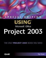 Special Edition Using Microsoft Office Project 2003 (Special Edition Using)