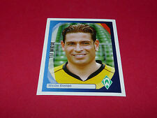 95 WERDER BREMEN TIM WIESE UEFA PANINI FOOTBALL CHAMPIONS LEAGUE 2007 2008