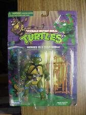 TMNT Original Leonardo Leo MOC Sealed Teenage Mutant Ninja Turtles Vintage