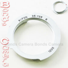 Kipon Leica 6-Bit Code M39 LTM lens to M camera 35-135 Adapter M8 M9 M9P M-240