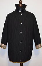 "AUTH WOMEN'S Burberry's VINTAGE BURBERRY QUILTED JACKET COAT 42 (XL)  P2P ""23.5"