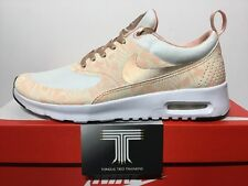 Nike Air Max Thea Print (GS) ~ 834320 100 ~ U.K. Youth Size 4 ~ Euro 36.5