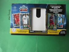 Topps Champions League Giftbox 1 Limited edition 40 Base Checklist Poster