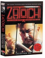 Zatoichi TV Series - Collection ONE: 2008, 6-Disc Box Set SUPER RARE