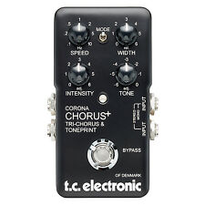 TC Electronic Corona SCF - Chorus and Tri-Chorus Guitar Effects TonePrint Pedal