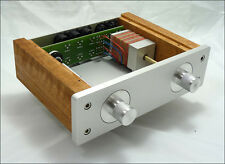 BALANCED passive preamp preamplifier - 48 Stepped attenuator