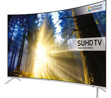 "SAMSUNG ue49ks7500u QUANTUM DOT SUHD CURVO 49"" 4k Smart TV LED, FREEVIEW HD"