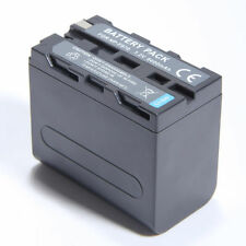 Battery for Sony NP-F950 NP-F960 NP-F970 NP-F750 DCR-VX9 VX2100 VX2000 TR3000