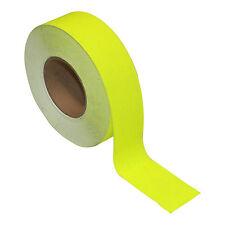 Antirutschband Universal fluoreszierendes Gelb 50mm Klebeband Selbstklebend 18m