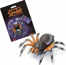 WALL WALKING SPIDER BOYS TOY CREEPY NOVELTY GIFT GADGET BIRTHDAY PRESENT