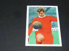 179 JACK WHITHAM LIVERPOOL REDS ANFIELD FKS PANINI FOOTBALL ENGLAND 1970-1971