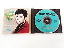 CHRIS MONTEZ LET'S DANCE CD 1992
