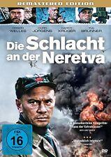 Die Schlacht an der Neretva - mit Yul Brynner, Curd Jürgens - Filmjuwelen DVD