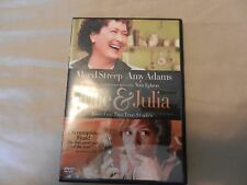 Julie & Julia (DVD, 2009) Meryl Streep, Amy Adams