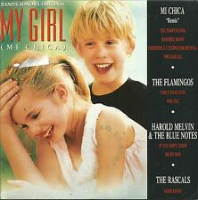 OST MY GIRL (MI CHICA) EP VINILO DOUBLE 1992 PROMOCIONAL SPAIN