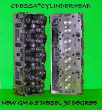 2 NEW CASTS REMAN PARTS GM CHEVY 6.5 DIESEL(90°)ANGLE CYLINDER HEADS#567 NO CORE