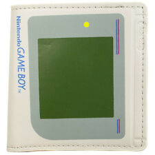 NEW OFFICIAL Nintendo Game Boy Shaped Mens / Boys Classic / Retro Bi-Fold Wallet