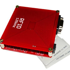 RFID Reader - Serial 125Khz Range0-10cms +2 Cards+Sample codes
