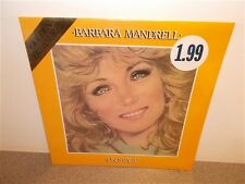 * Barbara Mandrell . On Stage . Golden Treasures . Ahed . Sealed LP