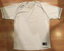 Specialized ATLAS Tee jersey- Men's Small -White- MTB Mountain workout casual
