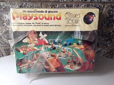 WADDINGTONS PLAYSOUND 1980 Electronics Board Game Sealed MISB Clem Toys 80s