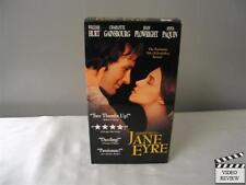 Jane Eyre (VHS, 1996) William Hurt Charlotte Gainsbourg Anna Paquin