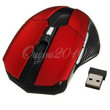 New 2.4GHz Wireless Optical Scroll Mouse Mice for PC Laptop MAC With Receiver