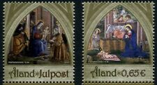 ** 2013 - ALAND - NATALE / CHRISTMAS - JOINT ISSUE WITH VATICAN CITY. MNH