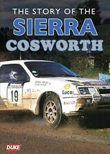 The Story of  the Sierra Cosworth (New DVD) Ford RS500