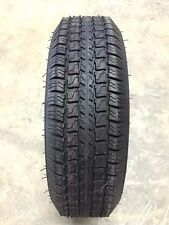 TWO NEW 15 INCH ST 225/75-15 10 PLY LOAD RANGE E BIAS TRAILER TIRES 225/75D15