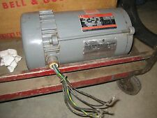 Dayton AC Induction Motor # 6K040L 3/4 HP 1725 RPM 115-230 V
