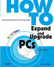 How To Xpand and Upgrade PCs - Third Edition - Paperback Book