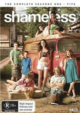 Shameless US : the complete season series 1, 2, 3, 4 & 5 DVD Box Set R4