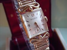Bulova  Art-Deco  knotted lugs, and balls. Dated to 1951 (very Rare)