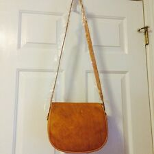 J Crew Coplay Saddle Bag English Saddle Leather Nwt $258 Brown Camel