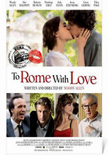 DVD:TO ROME WITH LOVE - NEW Region 2 UK