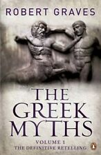 Greek Myths:  Vol. 1 9780241952757 by Robert Graves, Paperback, BRAND NEW