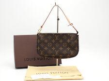 [Auth]Louis Vuitton Monogram ~Pochette accessoires~ M51980 Free shipping #90693