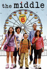 The Middle TV Series Complete 6th Sixth Season 6 Six ~ BRAND NEW 3-DISC DVD SET