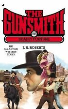 The Gunsmith #398: Deadly Fortune (Gunsmith, The)-ExLibrary