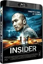 BLU RAY ** THE INSIDER ** NEUF