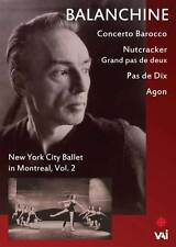 Balanchine: New York City Ballet in Montreal, Vol.2 (DVD)