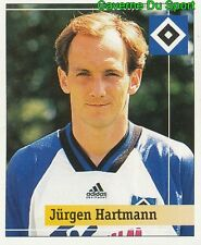 128 JURGEN HARTMANN GERMANY HAMBURGER.SV STICKER FUSSBALL 1995 PANINI