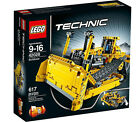 LEGO Technic 42028 Bulldozer Set New In Box Sealed #42028