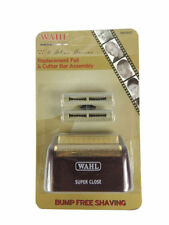 WAHL FIVE STAR (5 STAR) SHAVER SHAPER FOIL & CUTTER BAR SUPER CLOSE 7031-100